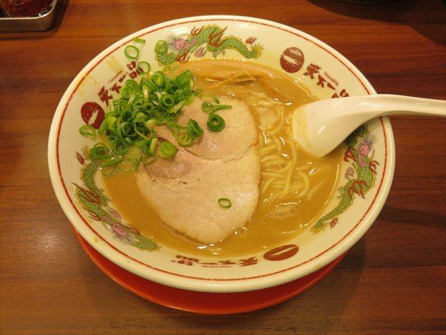【天下一品 富山掛尾店】思わずアレも勃つ 超濃厚ドロっとスープを体験せよ!