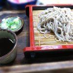【おたり名産館】小谷村に行くと必ず寄るお蕎麦屋さん@おたり新そば祭り
