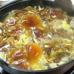 【山菜ときのこ料理 くろ川】限界集落にあるお店で絶品の「熊鍋」と「きのこ鍋」を食す!