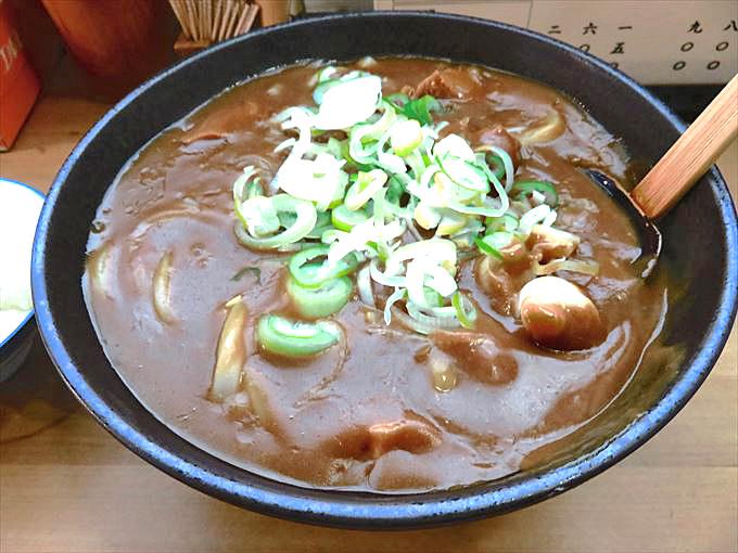 【カレーうどん吉宗】高岡に寄ったら食べてかれま!富山カレーうどん界の頂点