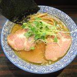 【やわなり中華そば】5/20オープン!洗練されたとんこつ魚介ラーメンを食す