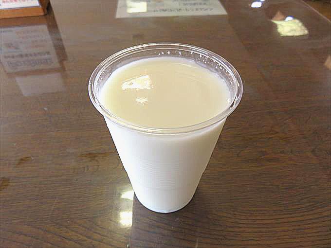 くろべ牧場 まきばの風の牛乳