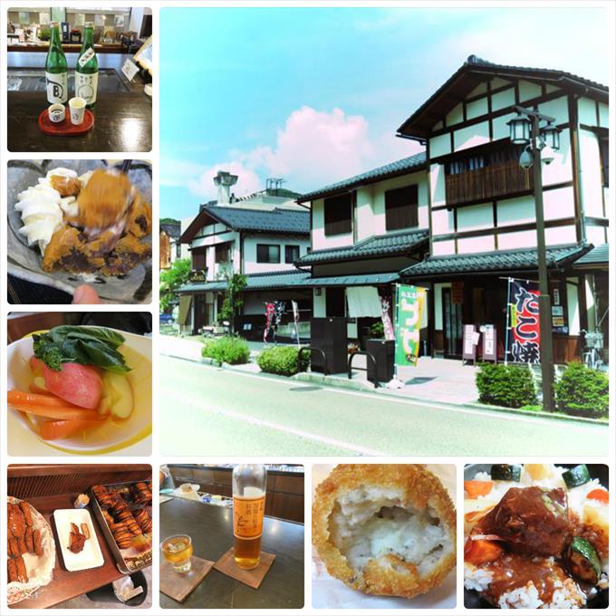 【山中温泉グルメ】山中温泉街で食べ歩きとお酒が楽しめるお店