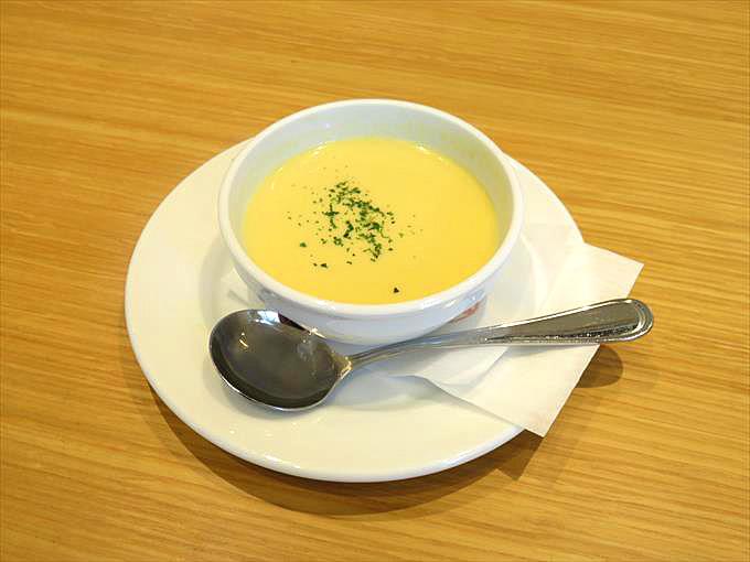 たいめいけんコーンスープ