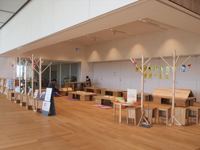 富山県美術館アトリエ