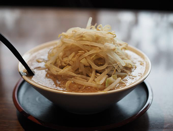 【麺屋 信次郎】二郎系ラーメンの入門にぴったり!さわやかな二郎系