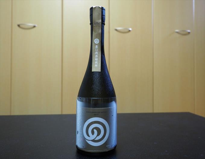 農口尚彦研究所の純米大吟醸無濾過生酒