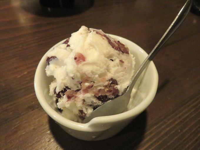 アイスクリーム 塩あずき