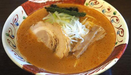 【中華そば秋生】上品で旨味あふれる煮干しラーメンのお店@金沢市