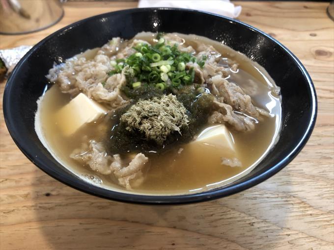 串カツ田中の肉吸い