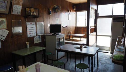 【室谷食堂】新湊民に親しまれる「かけ中」の老舗店がディープすぎた