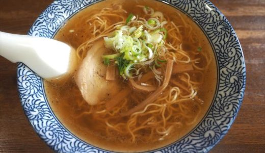 【奥飛騨ラーメン八兵衛】神岡町唯一のラーメン専門店の味に唸る