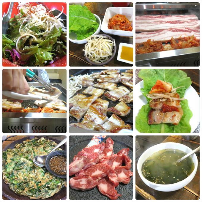 韓国料理と焼肉酒房とんコギ