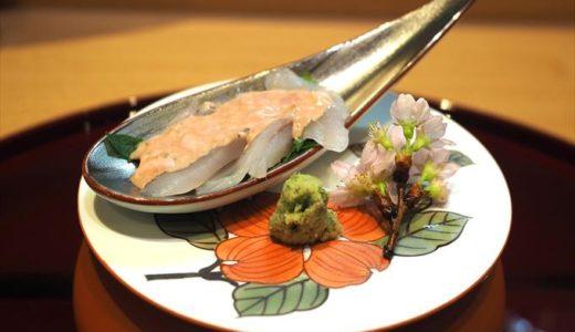 【海鮮割烹 かさ桜亭】富山の旬がここに集結!魅惑のコース料理を満喫