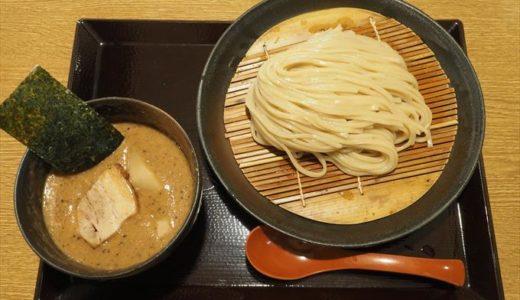 【つけ麺 是・空】ご飯超必須!どろつけ麺の濃厚な旨味に酔いしれる