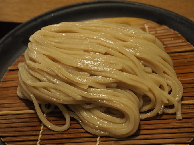 つけ麺是・空の麺