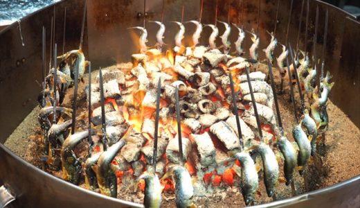 【旬の味づくり魚安】富山で鮎を満喫するなら庄川の天然鮎がおすすめ