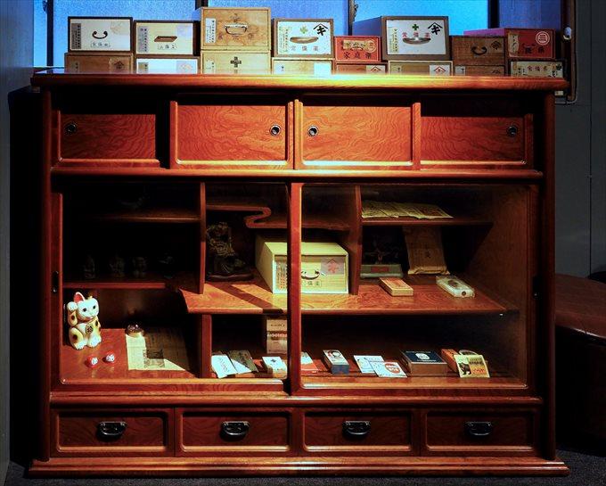 売薬資料展示スペース