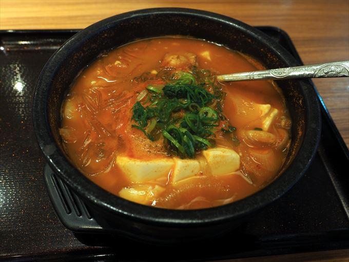 スン豆腐海鮮