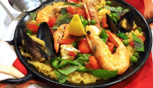 ワイタパの素晴らしい地中海料理に大満足の巻!!