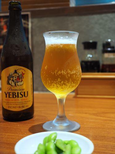 エビス瓶ビール
